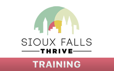 Sioux Falls Thrive training program scheduled for August