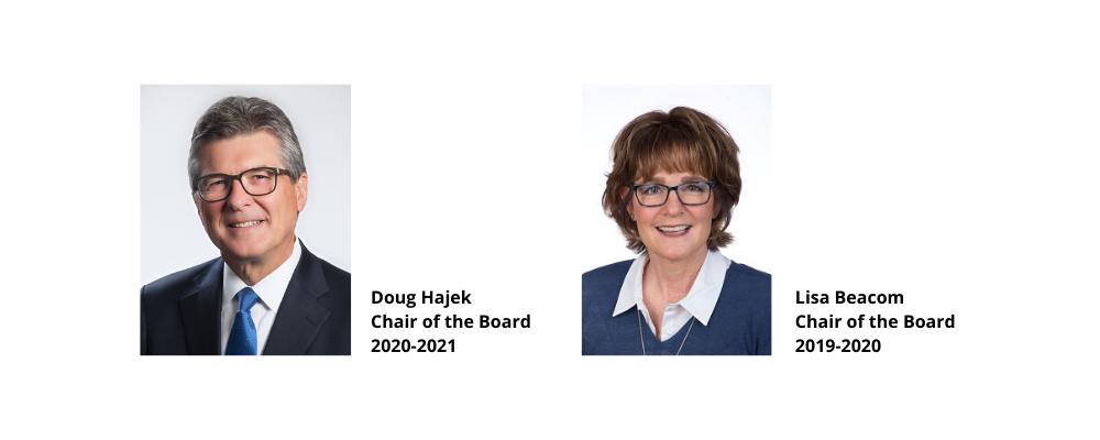 Doug Hajek Lisa Beacom