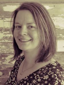 Thrive volunteer Anny Libengood