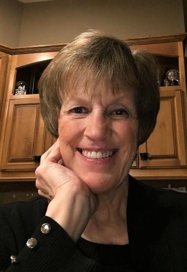 Volunteer Kim Overby