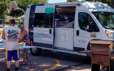 KELOLand Living: Nightwatch meal service scheduled in LBA neighborhood