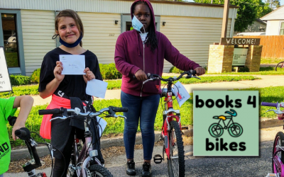 Books 4 Bikes: Building Literacy with Out-of-School Programs
