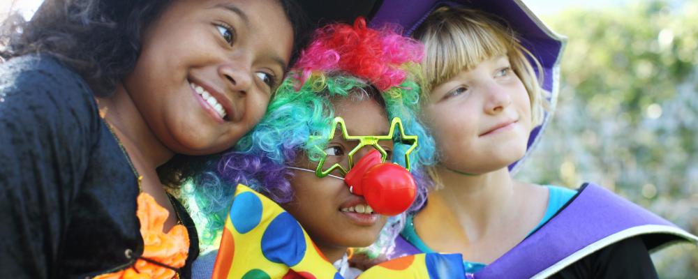 Kid Link Family Fun: It's Halloween!